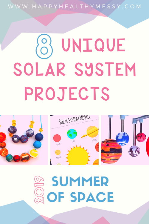 8 Unique Solar System Projects for 2019's Summer of Space